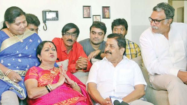 Chennai is my pugundha veedu: Saroja Devi