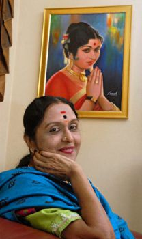 SHAPING A FUTURE Saroja Devi: My mother was a major force in my life'